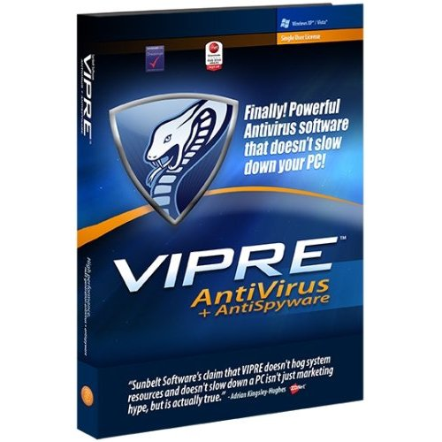 Vipre Antivirus Software Can Save Your Computer